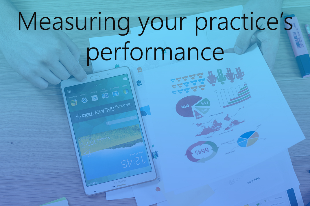 Why You Should Keep Track of Your Practice's Performance